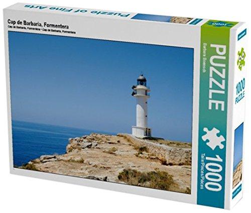 Preisvergleich Produktbild Cap de Barbaria, Formentera 1000 Teile Puzzle quer (CALVENDO Orte)