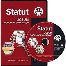 Statut liceum ogolnoksztalcacego Aktualny od 1 wrzesnia 2017