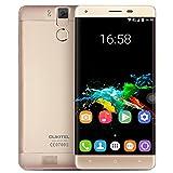 "OUKITEL K6000 Pro 5.5 ""2.5D FHD Smartphone 4G FDD-LTE MTK6753 64bit Octa-Core 1920 * 1080 Pixel Bildschirm Android 6.0"