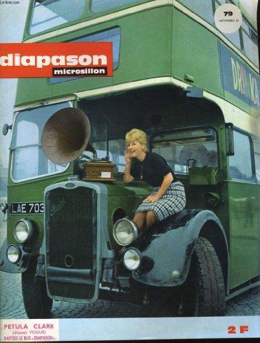 Diapason microsillon n° 79 - dictionnai...