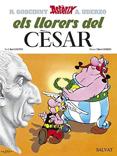 Els llorers del Cèsar (Catalá - A Partir De 10 Anys - Astèrix - La Col·Lecció Clàssica)
