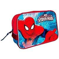 Spiderman Licencia Neceser, 25 cm, Multicolor