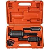 TecTake Kit espansore tubo tubi di scappamento di scarico