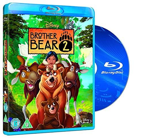 Brother Bear 2 [Blu-ray] [UK Import]