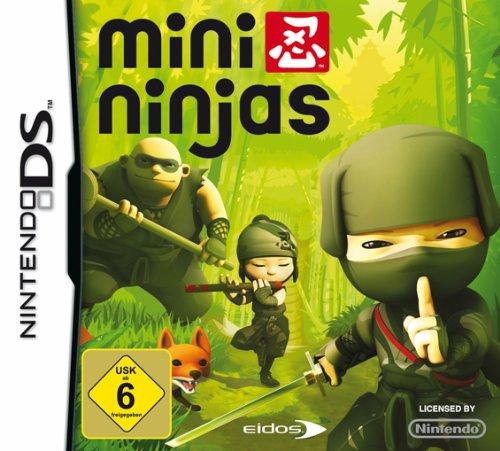 Mini Ninjas - Für Ds Spiele Ninja