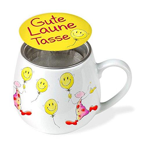 Oups Wellnesstasse: Gute-Laune-Tasse