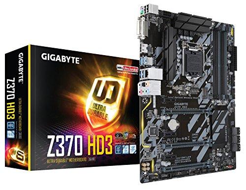 Gigabyte HD3-Motherboard(Intel LGA1151 / ATX/M.2 / Intel LAN / ALC892 / HDMI) - Hd3 Motherboard