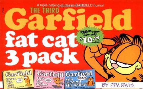 Garfield Fat Cat Pack: No.3 (Garfield Fat Cat Three Pack) by Jim Davis (17-Sep-1998) Paperback