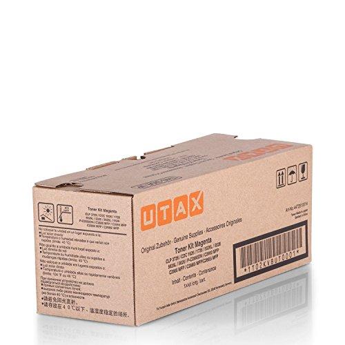 Original Toner passend für Utax CDC 5626 L Utax CLP3726 4472610014 - Premium Drucker-Kartusche - Magenta - 5000 Seiten