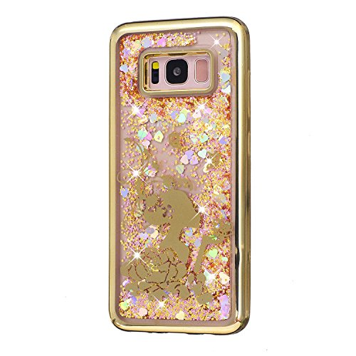 Qiaogle Telefon Case - Weiche TPU Case Silikon Schutzhülle Cover für Apple iPhone 6 Plus / iPhone 6S Plus (5.5 Zoll) - HIX03 / Eule HIX09 / Princess