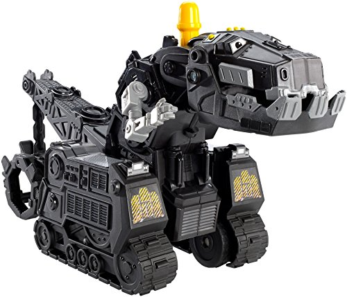 Mattel DKB98 vehículo de Juguete - Vehículos de Juguete, Dinotrux, Shadow TY Rux, 3 año(s), China, CE, WEEE