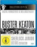 Buster Keaton - Sherlock Junior [Blu-ray] [Collector's Edition]