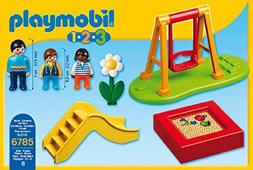 Playmobil 1.2.3 Park Playground Playset 6785