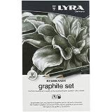 Lyra Rembrandt Graphite Crayons Ensemble et accessoires
