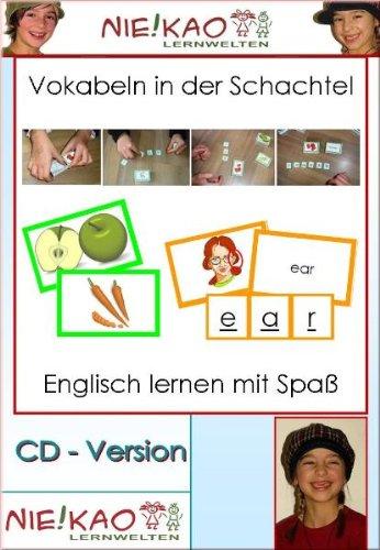 Vokabeln in der Schachtel - Englisch lernen mit Spaß: CD - Version