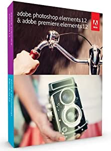 Adobe Photoshop Elements and Premiere Elements 12 Bundle, Student and Teacher Edition (PC/Mac)