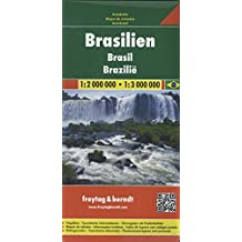Brésil : 1/2 000 000 ; 1/3 000 000