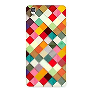Cute ColorFull Ribbons Print Back Case Cover for OnePlus X