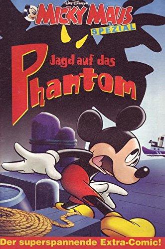 Micky Maus Spezial Jagd auf das Phantom