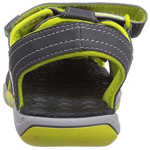Timberland Active Casual Sandal Ftk_adventure Seeker Closed Toe Sandal,mixte enfant Gris - Gris
