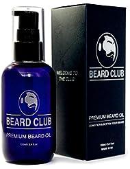 Premium Beard Oil | XL Bottle - Proven to Make Your Beard Kissably Soft | Voted Best Beard Oil For Men | Blended with 6 Luxurious Natural & Organic Oils & Vitamins