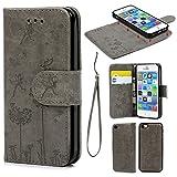 iPhone SE Case,iPhone 5 5S Wallet Case, Detachable - Best Reviews Guide