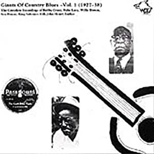 Giants of Country Blues Vol.1