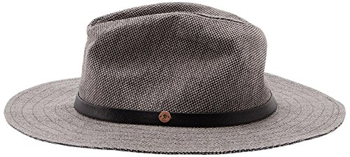 edc by ESPRIT Damen Baseball Cap 076CA1P001, Grau (Brown Grey 025), Small