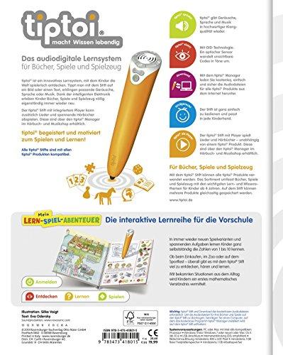 Ravensburger-tiptoi–Buch-ab-4-Jahre-Erste-Zahlen-Mein-Lern-Spiel-Abenteuer-ABC-Buchstaben-Lern-Poster-mit-Tieren