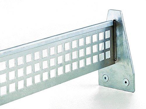 Alu-Tischtennis-Netzgarnitur (8 mm)