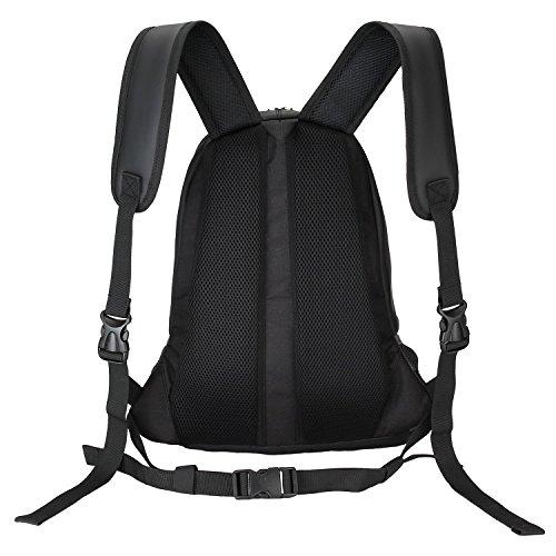 Imagen de  bolsa bolso hombro para llevar mascotas gatos y perros a salir y viajar con abertura rose red m  alternativa