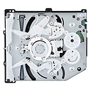 Ersatz PS4 KEM-490 DVD-Laufwerk Game Console Ersatzgehäuse Blu-Ray Single Eye DVD-CD-Laufwerk mit 490a Crusher für PS4