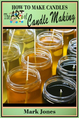 DIY Scented Candles Recipe