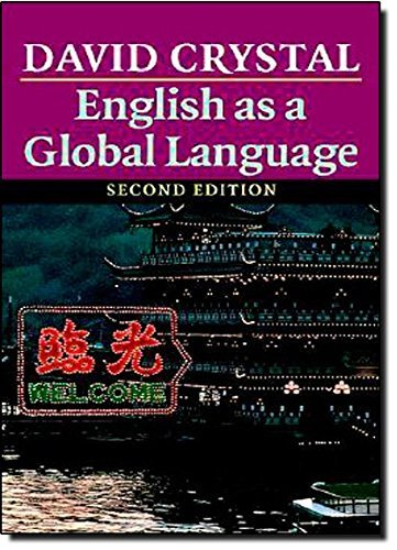 English as a Global Language by David Crystal (2003-07-28)