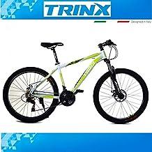 Bicicleta Mountain Bike trinx K 036MTB 26pulgadas Gefedert 21velocidades Shimano Hardtail nuevo
