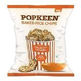 #9: Popkeen Baked Rice Chips - Crunchy Caramel 80 Grams