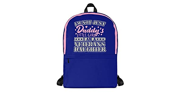 Best Trendy Choices Daddy s Little Girl - Military Veteran s Daughter  Backpack - Small Adult or Toddler Kids Backpack For School (15L)   Amazon.co.uk  ... f0623f3864d32