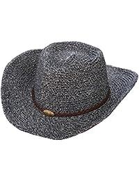f6c165a837283 Gysad Estilo Vaquero Occidental Cowboy Hat Protector Solar Transpirable Sombrero  Vaquero Unisex Vintage Gorras