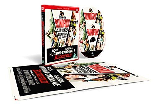Blindfold (Dual Format) [Blu-ray] [Reino Unido] 51Cnv7DfrSL