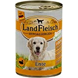 LandFleisch Hypoallergen Ente | 12x400g Hundenassfutter