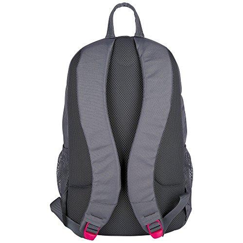 Chiemsee Techpack Two - Zaino, Unisex, Rucksack Techpack, blau/pink/gelb, 31 x 18 x 47 cm, 0.1 Liter Blu/Fucsia/Giallo