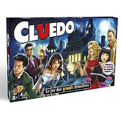 Hasbro - 38712 - Cluedo - Jeu de Plateau