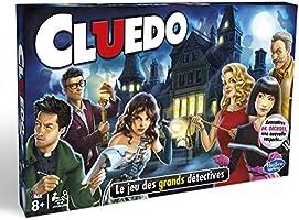 HASBRO 38712 - Cluedo - Jeu de Plateau