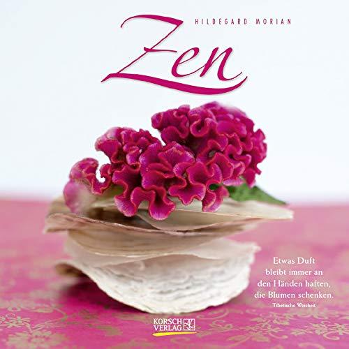 ZEN 2020: Broschürenkalender mit Ferienterminen. Wandkalender im Format 30 x 30 cm. Zen-video-format