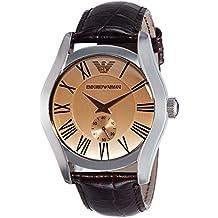 Emporio Armani Classic Analog Beige Dial Men's Watch - AR0645