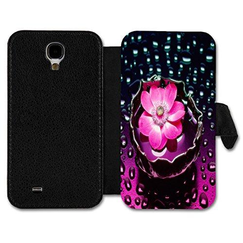 Book Style Flip Handy Tasche Case Schutz Hülle Schale Motiv Etui für Apple iPhone 4 / 4S - A11 Design28 Design 23