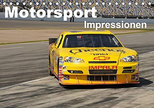 Motorsport - Impressionen (Tischkalender 2020 DIN A5 quer): 13 faszinierende Seiten aus der Welt des Motorsports in einem Kalender (Monatskalender, 14 Seiten ) (CALVENDO Sport)
