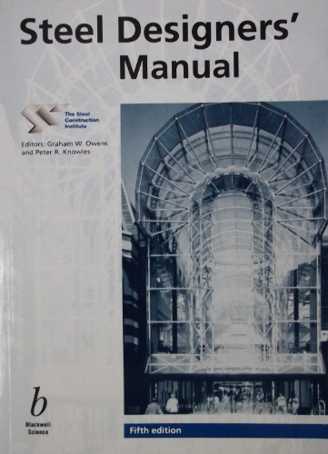 Steel Designer's Manual