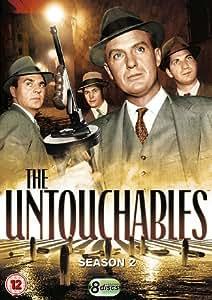 The Untouchables: Season 2 [DVD]