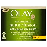 Olay Anti-Wrinkle Nature Fusion Moisturiser Day Cream SPF 15